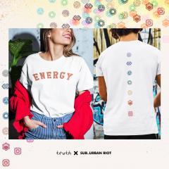 SUR X truth T-Shirt Energy